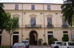 Palazzo Gallo, sede momentanea Comune di Castrovillari