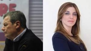 Tonino Morelli e Mariella Saladino
