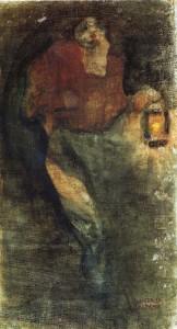 Diogene e la sua lanterna - Alfano