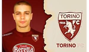 Francesco Serafino, giovane talento del Torino