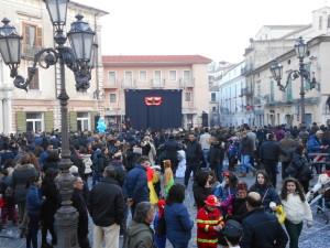 Il Gran Galà di Carnevale nella città di Rossano