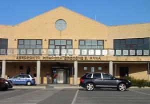 L'aeroporto di Crotone