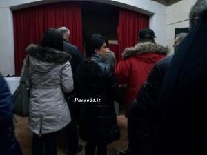 Cittadini In fila per votare