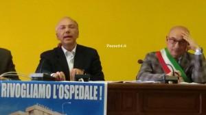L'avvocato Mormandi e il sindaco Mundo