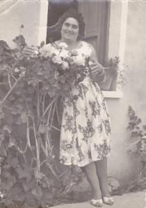 Vincenzina (Marinagela) Vitale aprì il suo negozio nel 1965