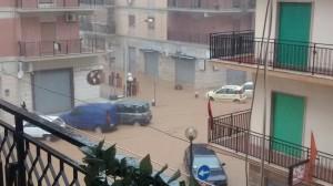 L'alluvione di agosto a Rossano