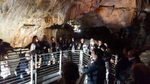 Coro gospel alle Grotte di Sant'Angelo