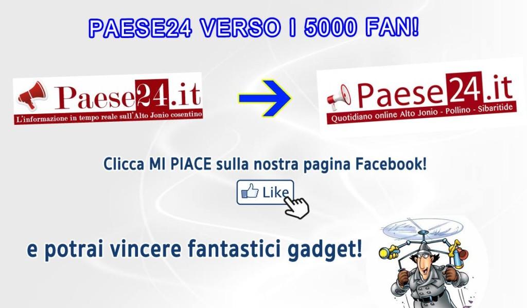 regolamento http://www.paese24.it/31482/alto-jonio/paese24-it-verso-i-5-000-fan-su-facebook-metti-mi-piace-puoi-vincere-tanti-gadget.html