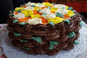La torta vincitrice