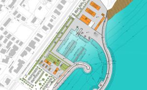 Un progetto di porto a Trebisacce