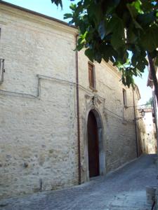 Palazzo Giannettasio Oriolo
