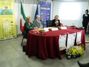 Da sinistra: De Martino, Gallo e Damico