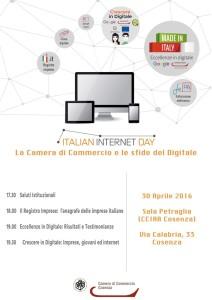 locandina_programma Internet Day