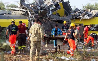 Foto tragedia Puglia