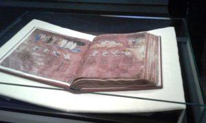Arrivato a Rossano Codex