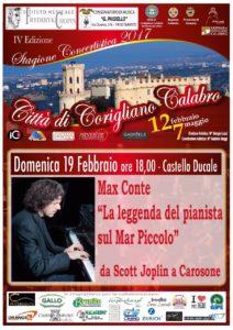 locandina evento 19 febbraio