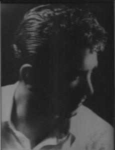 Antonio Ventura negli anni 50